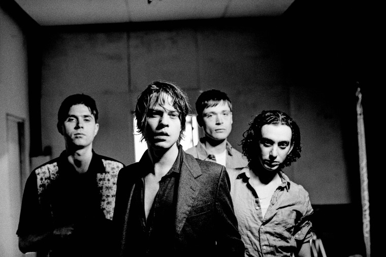 "Hear Iceage's new single ""The Day The Music Dies"""