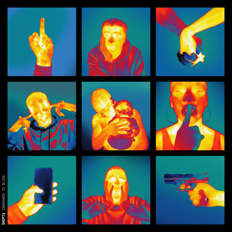 Skepta announces new album <I>Ignorance Is Bliss</i>