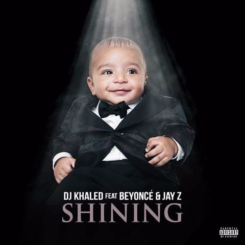 "Listen To DJ Khaled's New Song ""Shining,"" Featuring Beyoncé and Jay Z"