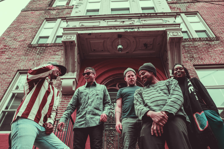 "Hear Irreversible Entanglements' mini-odyssey ""Bread Out of Stone"""