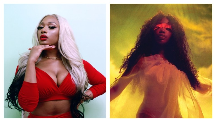 Megan Thee Stallion confirms that SZA is on her new album