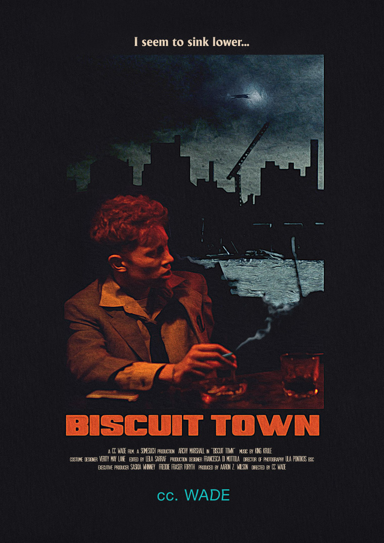 "Watch King Krule's ""Biscuit Town"" video"