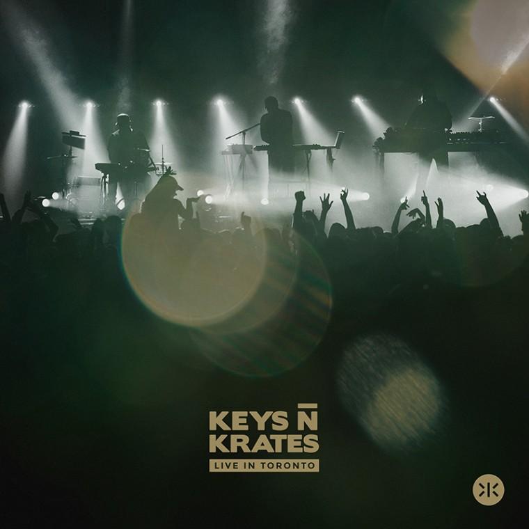 Stream Keys N Krates <i>Live in Toronto</i>