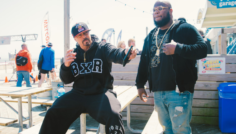 """Meyhem Lauren and DJ Muggs go back to hip-hop's Golden Age with """"Blue Chinese"""""""