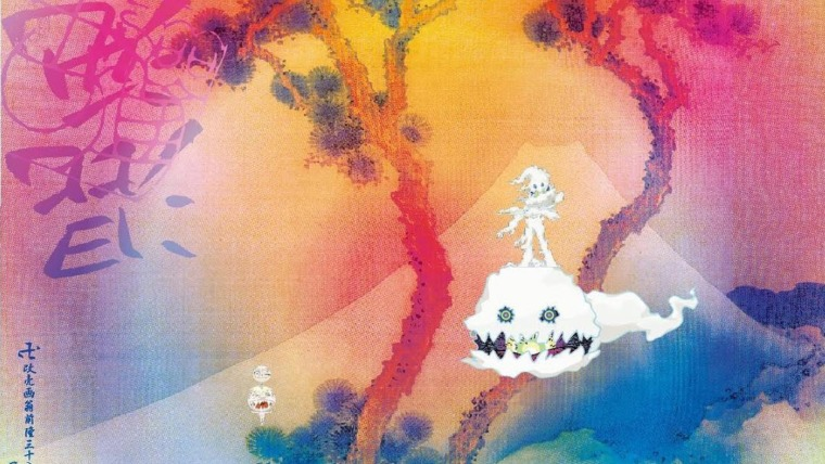 Here are the full album credits for <i>Kids See Ghosts</i>