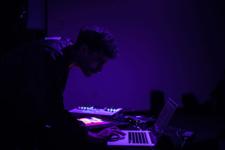 Kamron Saniee's Music Is A Portal To Iran's Ambient Electronic History