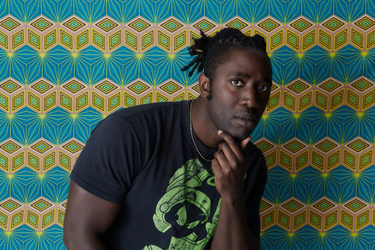 Kele Okerke of Bloc Party announces new solo album <I>2042</i>