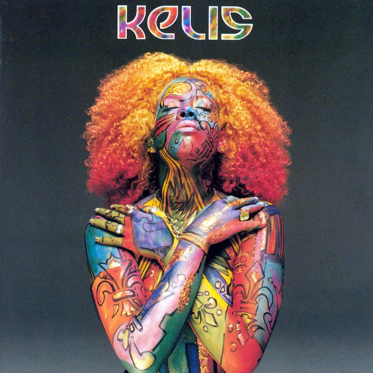Kelis to reissue <I>Kaleidoscope</i> for 20th anniversary