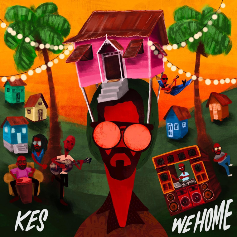 Kes the Band saves what's left of summer with live album, <i>We Home</i>