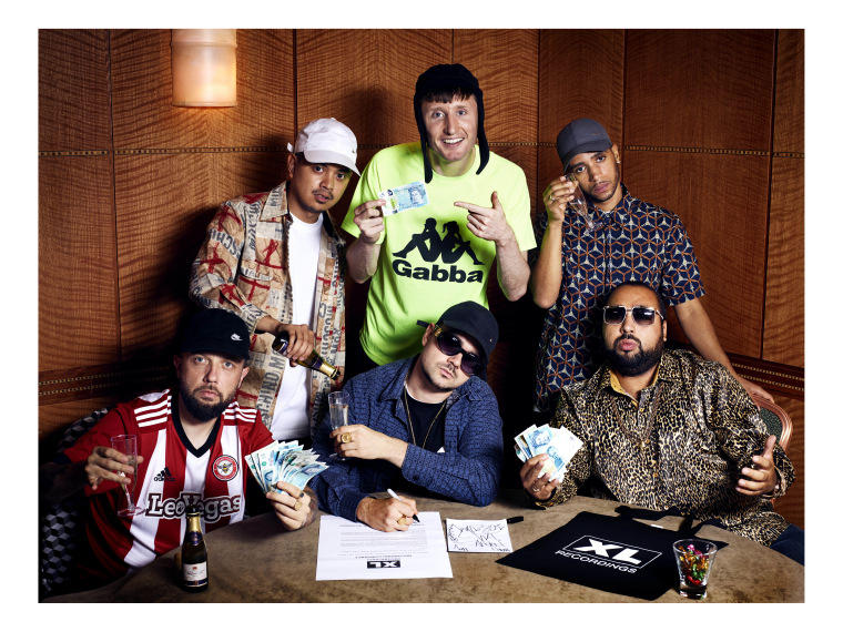 Kurupt FM Announce XL Recordings Deal
