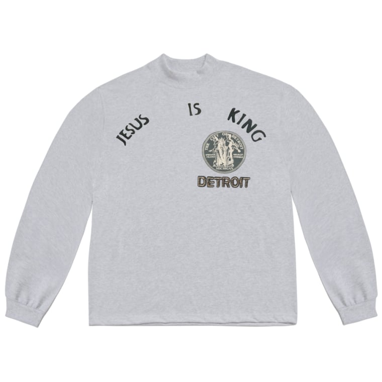 Kanye West's <i>Jesus Is King</i> merch is here, at least