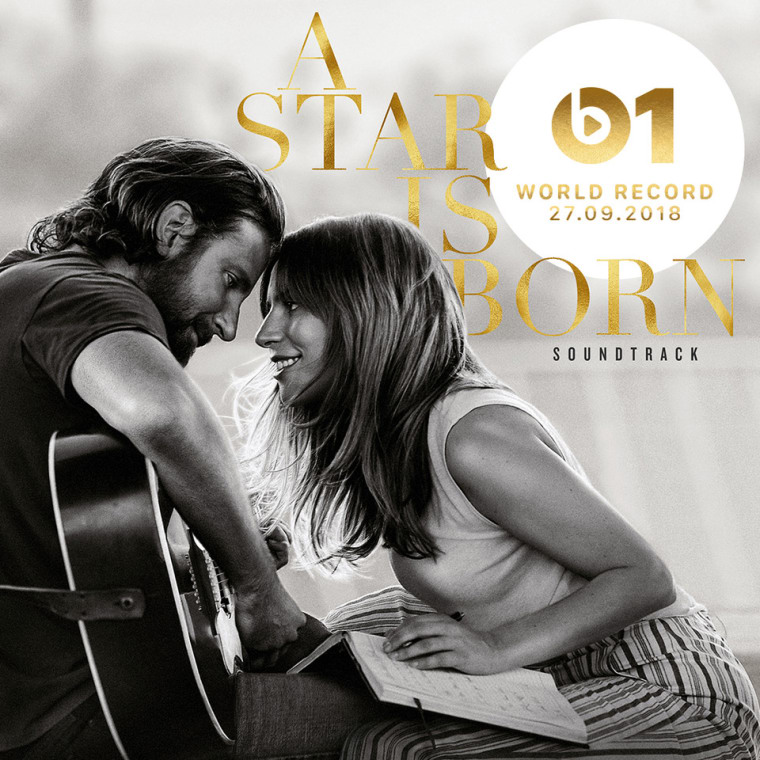 "Lady Gaga shares ""Shallow"" from <i>A Star Is Born</i> soundtrack"