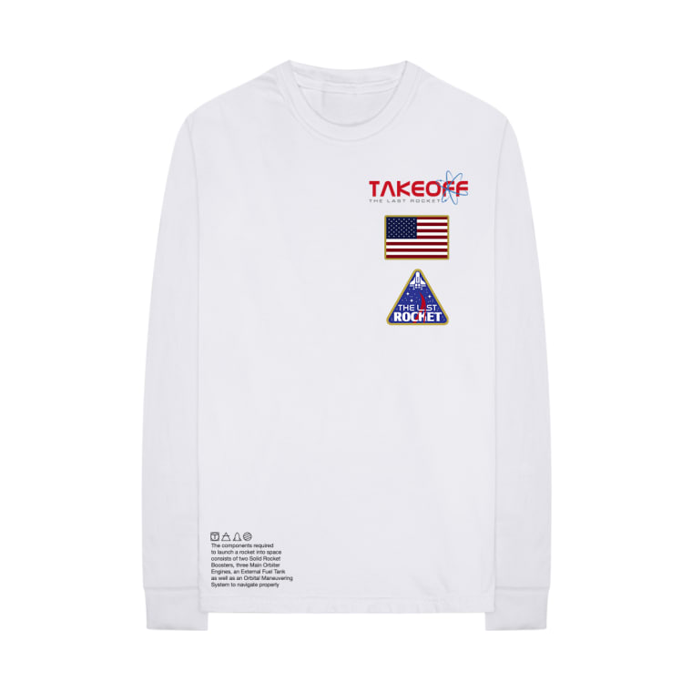 Takeoff releases <i>The Last Rocket</i> merch
