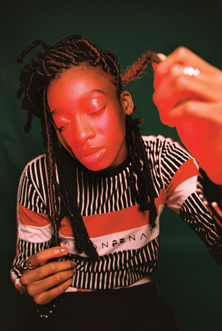 "Little Simz announces <I>GREY Area</i> album, shares ""Selfish"""