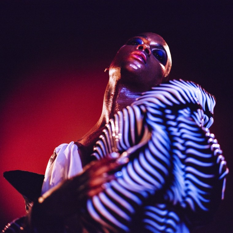 "Lotic announces debut album, hear new song ""Hunted"""