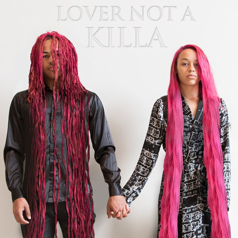 Adamn Killa and Killavesi are the definition of relationship goals on their joint project <i>Lover Not A Killa</i>
