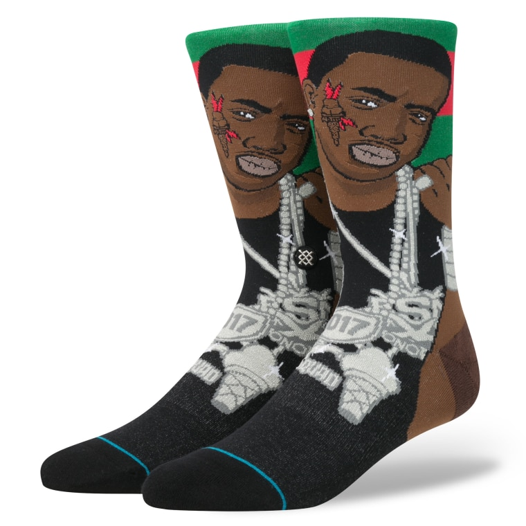 You're Going To Want These Gucci Mane Socks