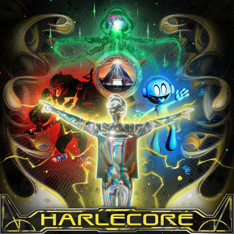 Danny L Harle takes the reins as DJ Danny on new album <i>Harlecore</i>