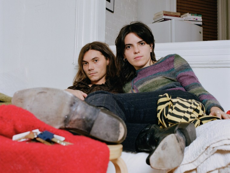 """Purr stroll into the unknown on their new single, """"Avenue Bliss"""""""