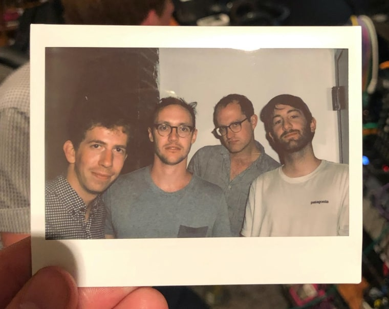 Maxband's <i>Top Of The Stairs</i> EP is an indie rock dream