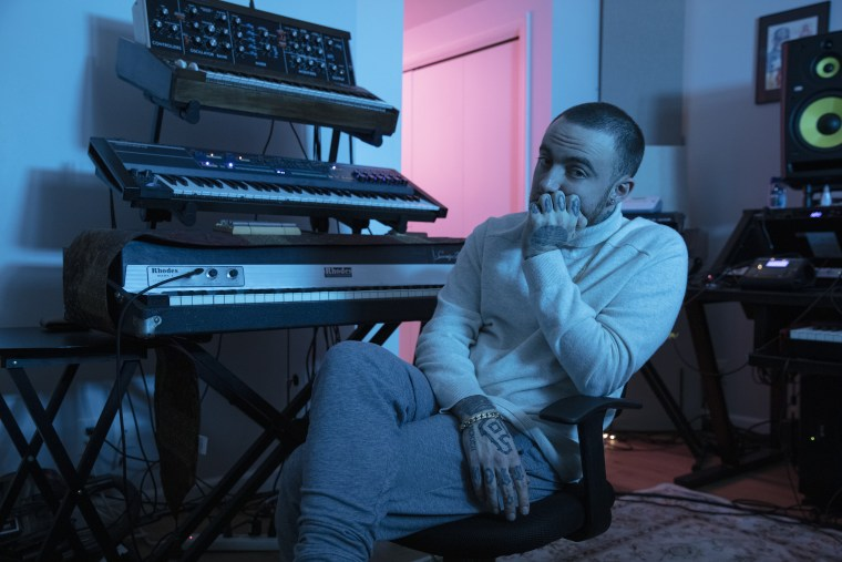 The deluxe version of Mac Miller's <i>Circles</i> will feature two new songs