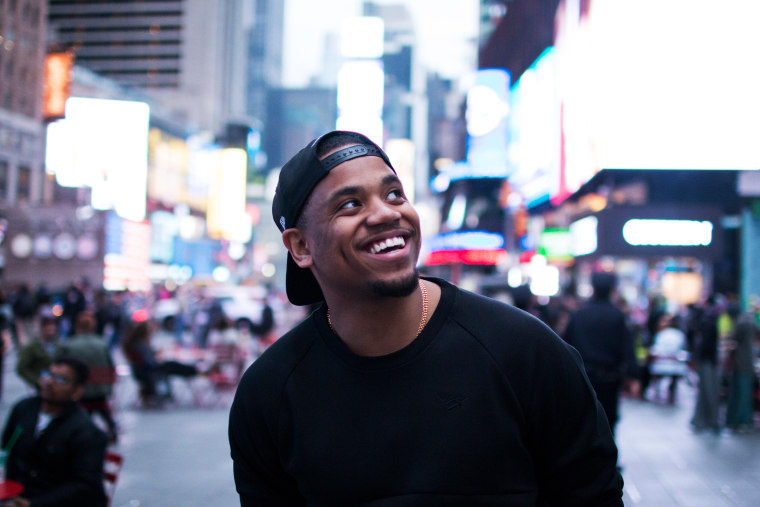 Mack Wilds On Why Right Now Is The Perfect Time To Pay Tribute To '90s Hip-Hop