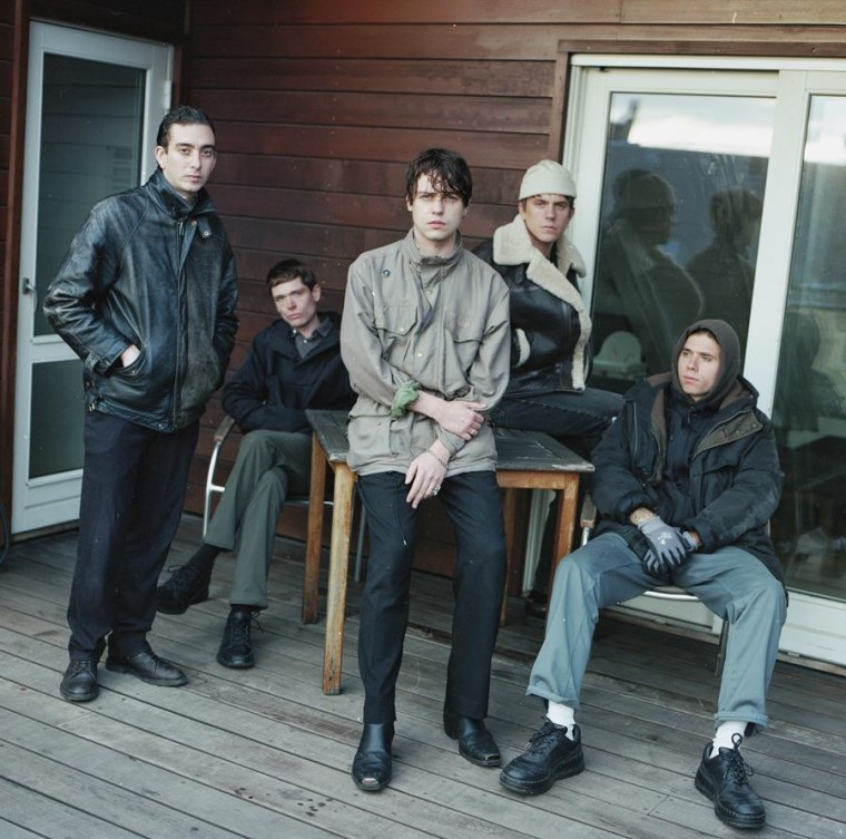 """Iceage return with new song """"The Holding Hand"""""""