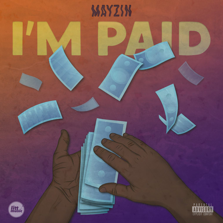 "Mayzin Doesn't Want To Flex Too Much On His New Song ""I'm Paid"""