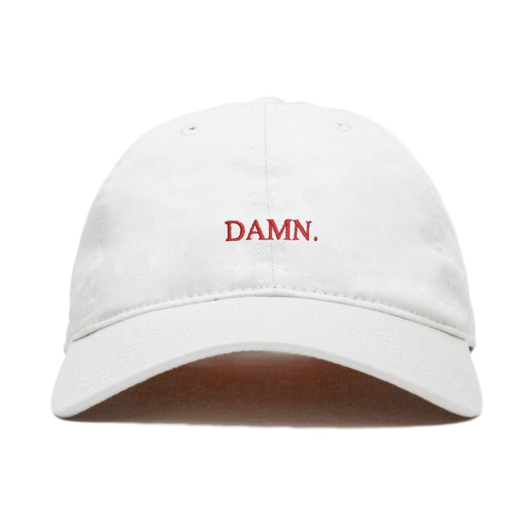 TDE Releases New Kendrick Lamar <i>DAMN.</i> Merch