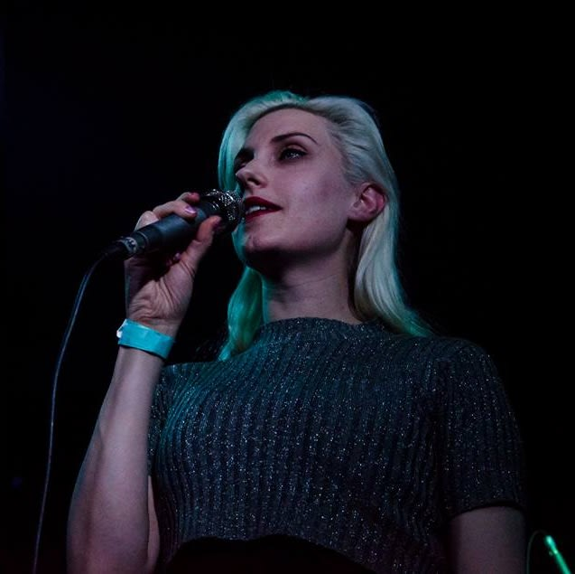 """Molly Nilsson announces new BLM-benefitting re-release of """"Hey Moon"""""""