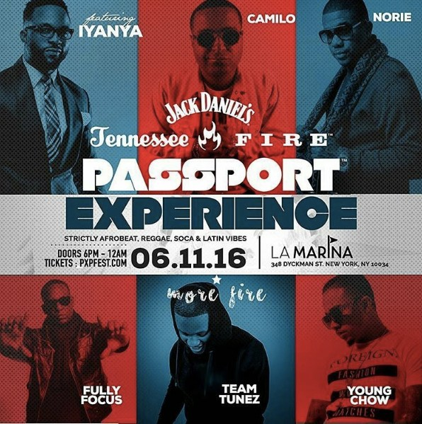 ATL's Passport Experience Festival Brings More Fire This Summer
