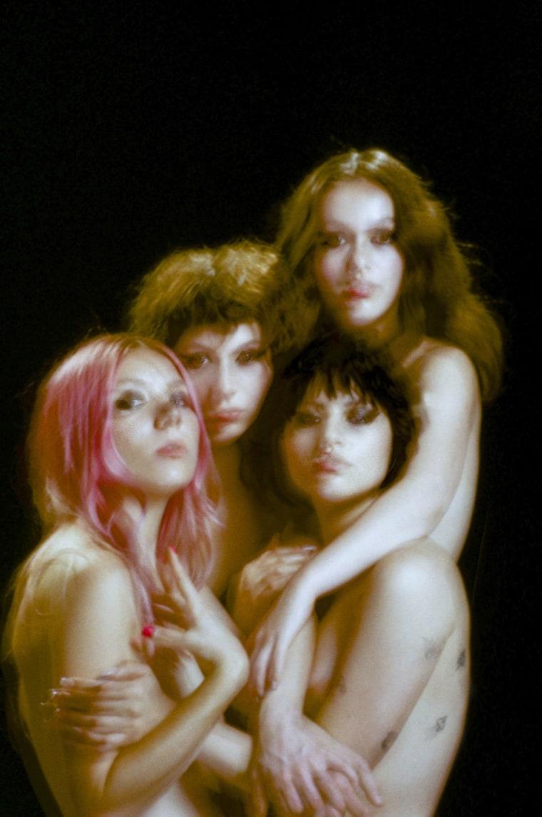 Meet Charli XCX's new favorite band, Nasty Cherry
