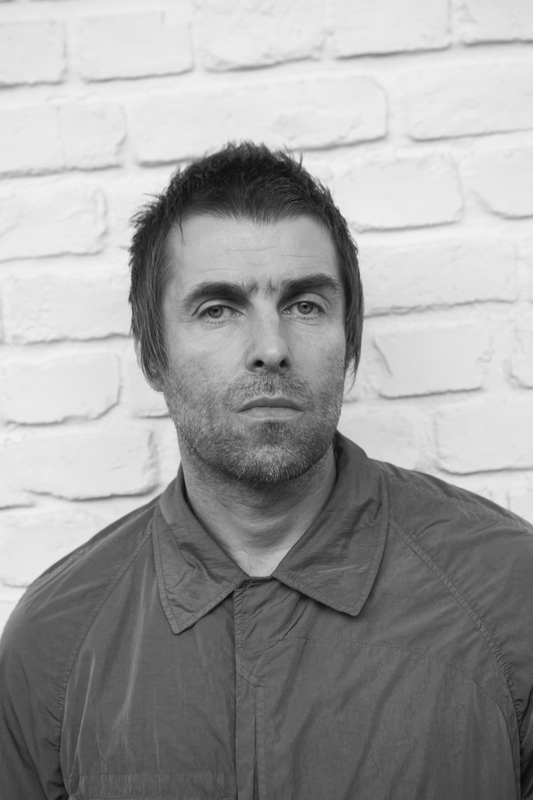 Liam Gallagher wants you to go kick a football and take some mushrooms