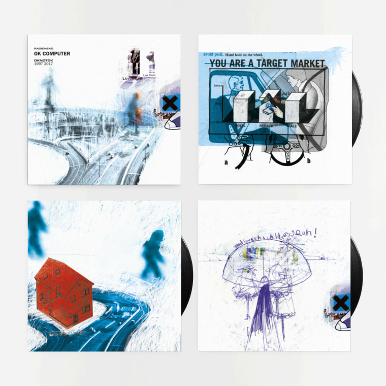 Radiohead To Reissue <I>OK Computer</i> With 3 Unreleased Songs