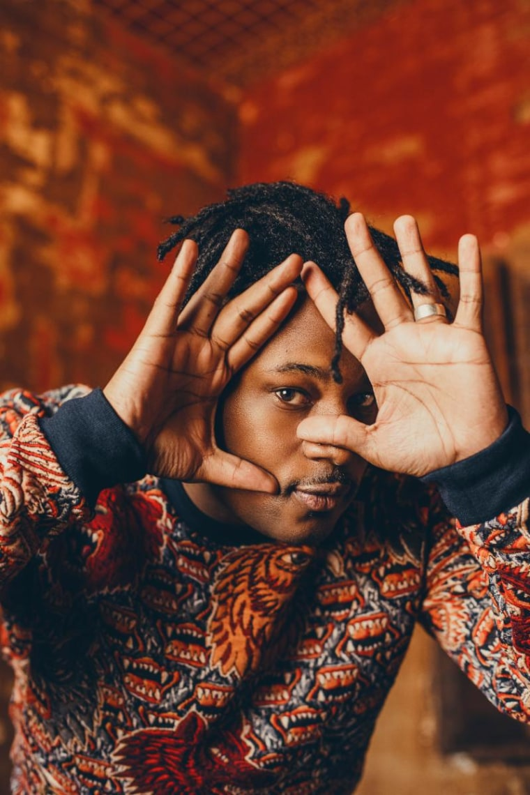 Open Mike Eagle shares new EP <i>What Happens When I Try To Relax</i>