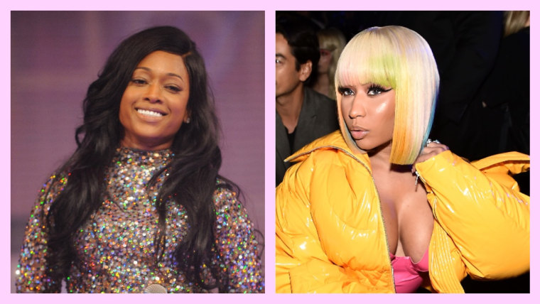 Nicki Minaj Calls Miley Cyrus a 'Perdue Chicken'