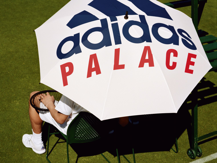Palace and Adidas announce new tennis collaboration