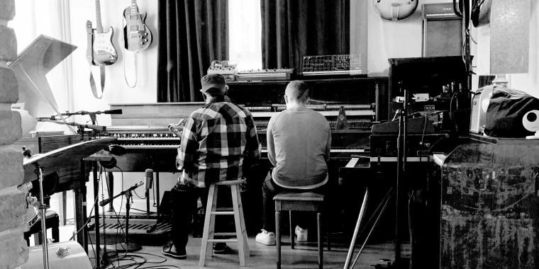 Pharoah Sanders and Floating Points announce joint album <i>Promises</i>