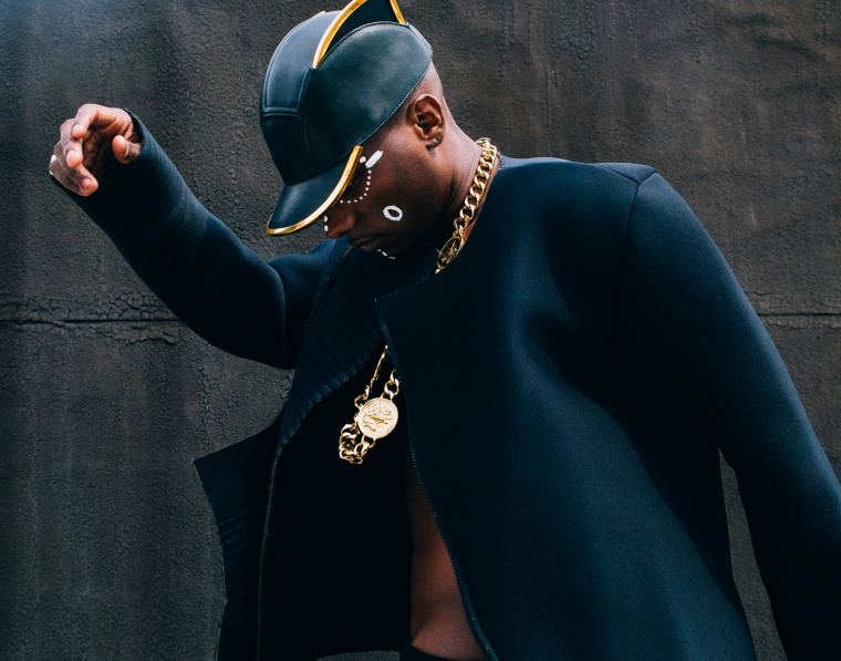 Young Paris's New Mixtape Is A Celebration Of Being African In America