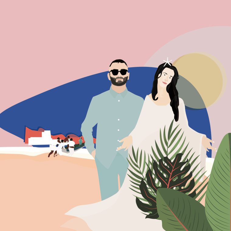 "Populous and Emmanuelle create a mythical dance floor on ""Flores No Mar"""