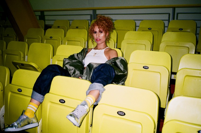 "Watch The Charli XCX-Directed Video For 18-Year-Old Singer RAYE's ""I, U, Us"""
