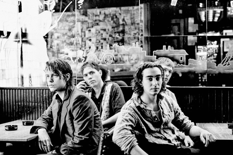 "Listen to new Iceage song ""Take It All"""