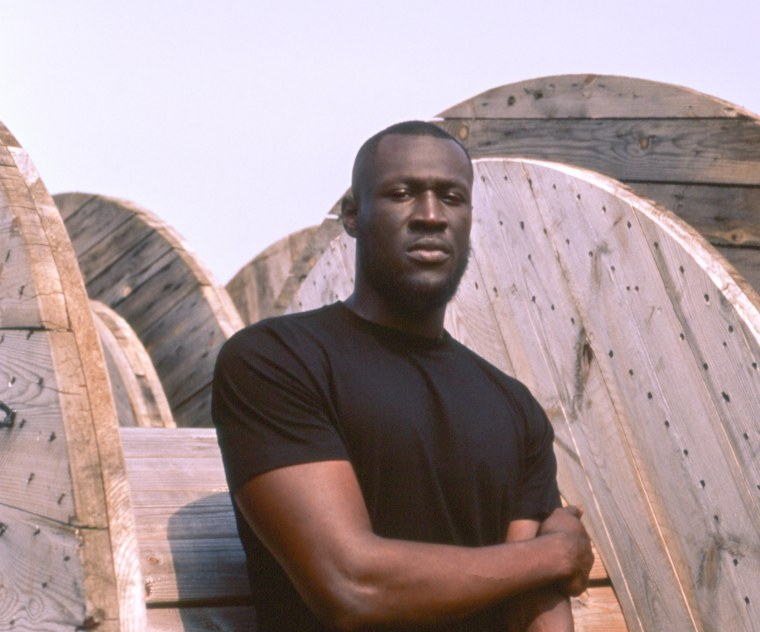 "Stormzy returns with new single ""Vossi Bop"""