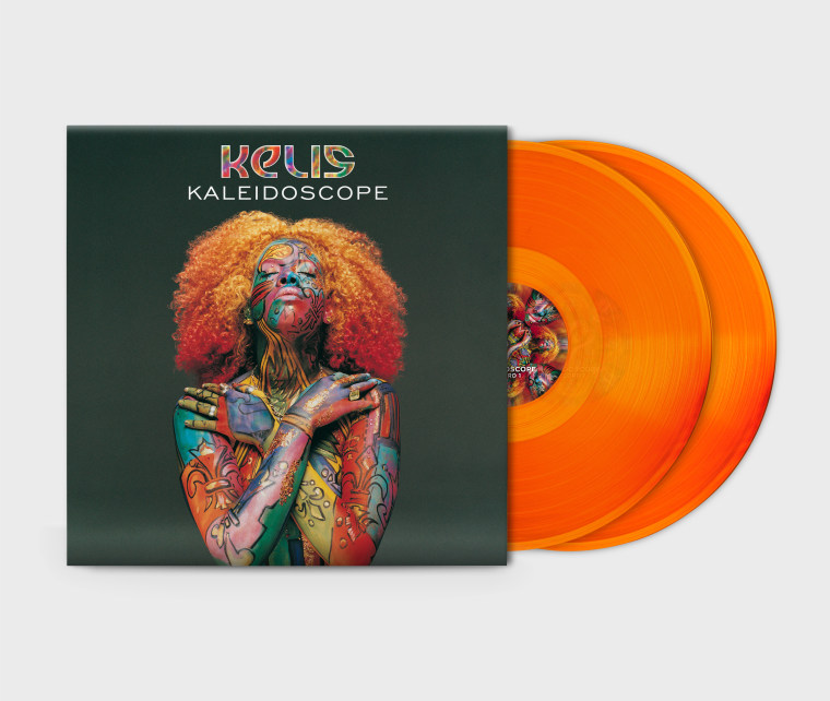 Kelis to reissue <I>Kaleidoscope</i> for 20th anniversary
