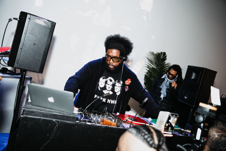 Questlove flipped InVisible NY on its head