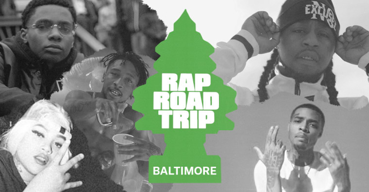 5 under-the-radar rappers from Baltimore you should know about