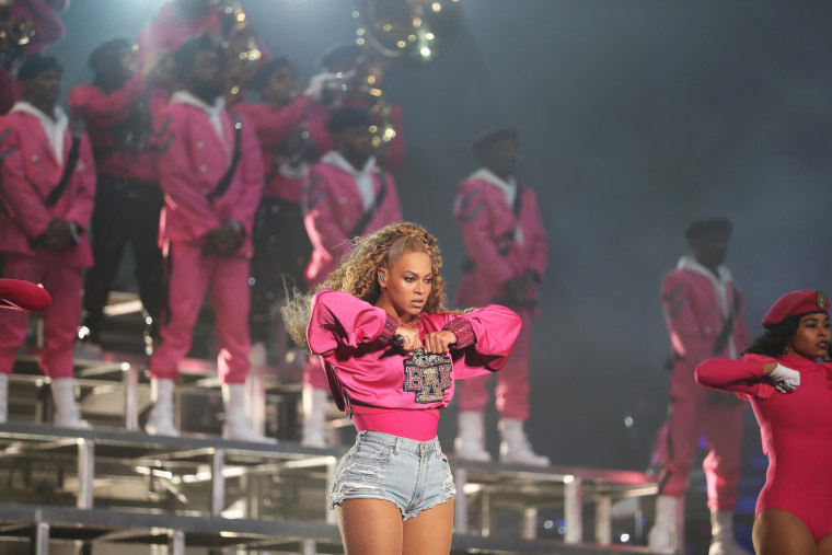 See all of Beyoncé's Weekend Two Coachella Outfits