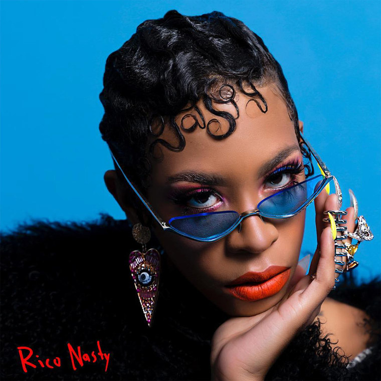Rico Nasty drops new project <i>Nasty</i>