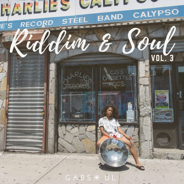 GabSoul's Riddim & Soul Vol. 3 Mix is A Joyful Selection Of Caribbean Music