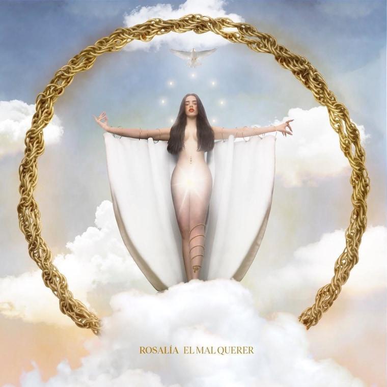 Rosalía's new album<i> El Mal Querer</i> has arrived